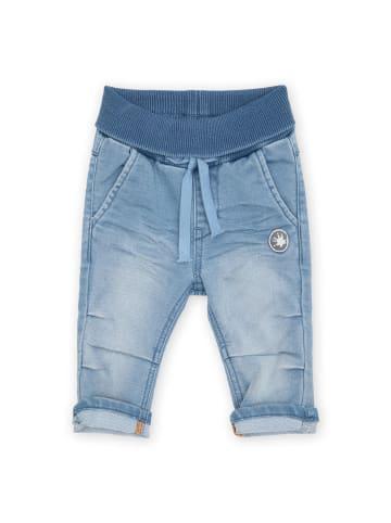Sigikid Sweat Denim Jeans in Blau