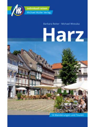 Michael Müller Verlag Harz Reiseführer Michael Müller Verlag