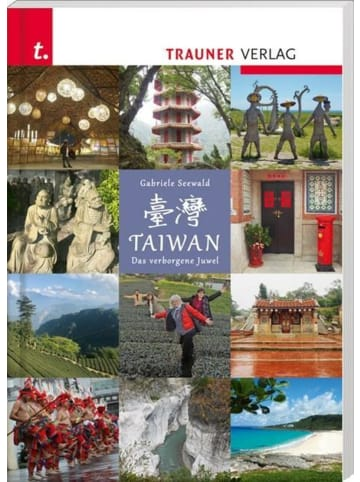 Trauner Taiwan-Reiseführer