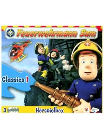 Justbridge Entertainment Germany Feuerwehrmann Sam - Classics. Tl.1, 3 Audio-CDs