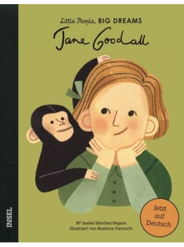Insel Jane Goodall