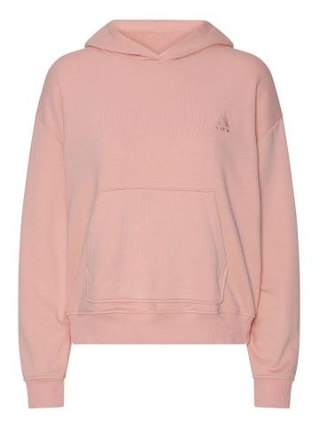 A-View Sweatshirt Kiss in rose