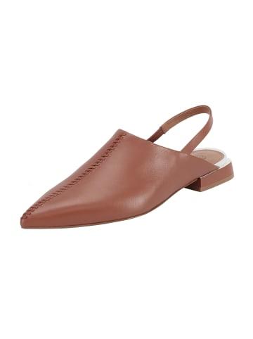 Ekonika Schuhe in ginger