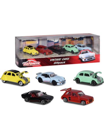 Majorette Vintage Cars Geschenkset