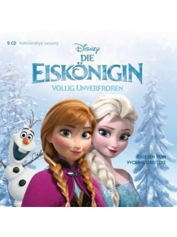 Der Hörverlag Die Eiskönigin - Völlig unverfroren, 2 Audio-CDs