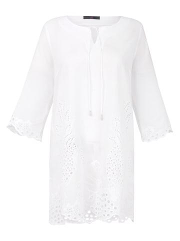EMILIA LAY Tunika 3/4-Arm in weiß