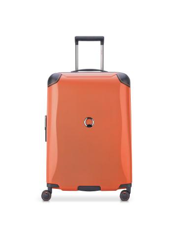 Delsey Cactus 4-Rollen Trolley 66 cm in orange