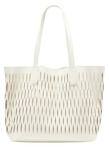 Usha WHITE LABEL Shopper in Weiss