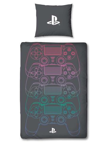 "PlayStation Kinder Bettwäsche-Set ""PlayStation"" in Bunt"