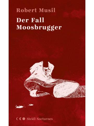 Steidl GmbH & Co.OHG Der Fall Moosbrugger (Steidl Nocturnes)