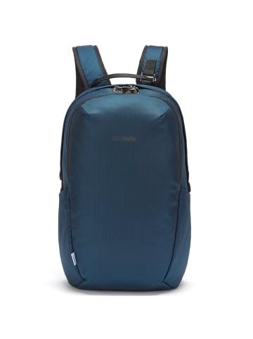 Pacsafe Vibe 25L Rucksack RFID 48 cm Laptopfach in econyl® ocean