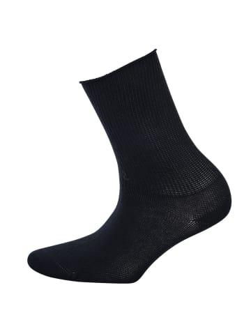 Hudson Socken in Marine