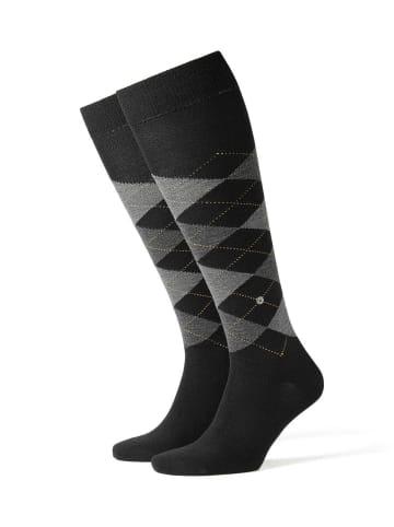 Burlington Socken in Schwarz