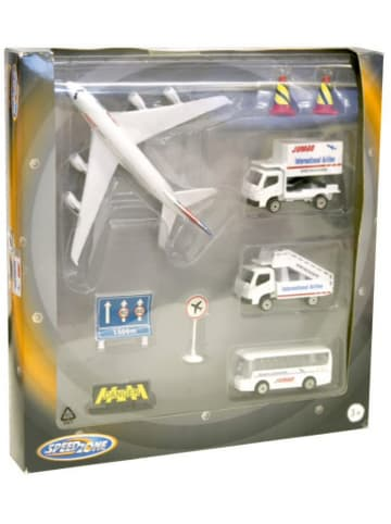 The Toy Company Airport-Set, 2-fach sortiert