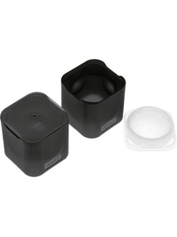 "Lurch 2er-Set Silikon Eiswürfelformer ""Ball"", 6 cm"