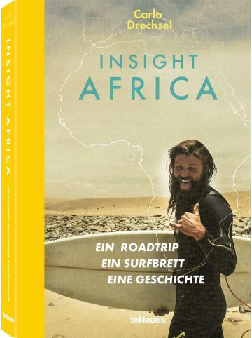 TeNeues Media Insight Africa | Ein Roadtrip. Ein Surfbrett. Eine Geschichte