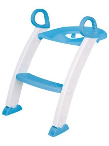 KidsBo Toilettentrainer, weiß/blau