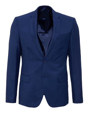 ZI.GANALI Basic Sakko in blau