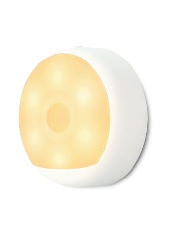 Yeelight LED Bewegungssensor Nachtlicht in Weiß - Ø 7 cm