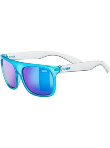 Uvex Sonnenbrille sportstyle 511 blue clear/mir.blu.