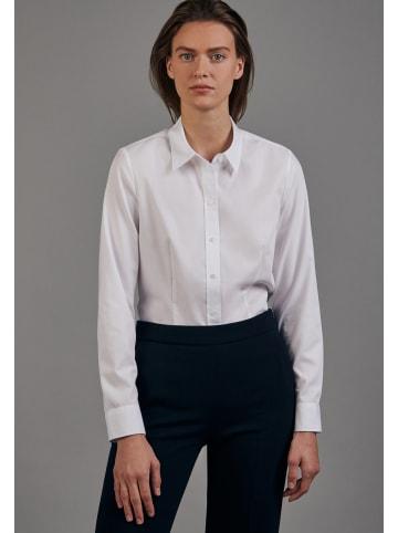 Seidensticker Hemdbluse Regular fit in Weiß