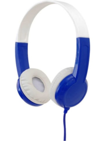 BuddyPhones Kinder On-Ear Kopfhörer - BuddyPhones Discover, blau