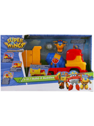 Gulliver Super Wings Build-It Buddies
