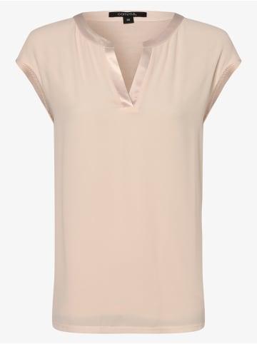 Comma T-Shirt in rosenholz