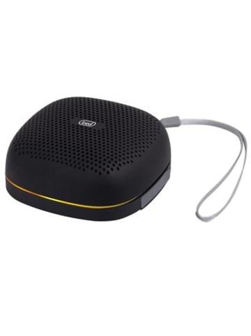 Trevi Lautsprecher-Verstärker und Bluetooth in schwarz