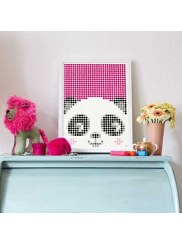 Dot on  art kids - panda, 30 x 40 cm