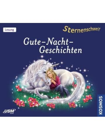 United Soft Media Sternenschweif - Gute-Nacht-Geschichten, 1 Audio-CD