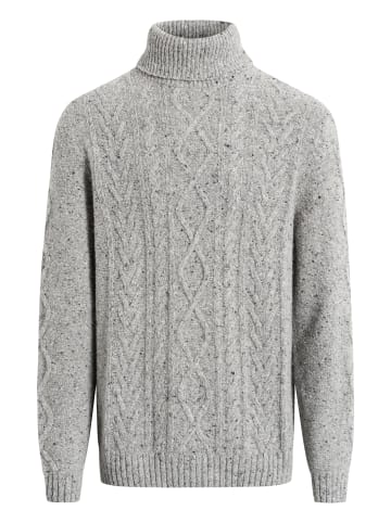 Sea Ranch Sweatshirt Toby in grau meliert