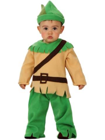 Atosa Kostüm Waldkind Robin, Größe 0-6 Monate