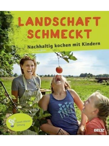 Beltz Verlag Landschaft schmeckt | Nachhaltig kochen mit Kindern