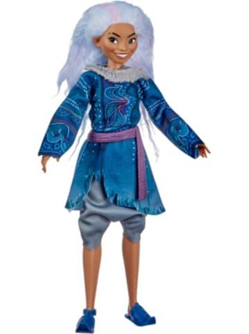 Hasbro Disney Sisu als Mensch Modepuppe mit lavendelfarbenem Haar und Kleidung...