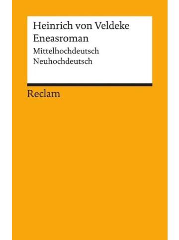 Reclam Verlag Eneasroman | Mittelhochdeutsch / Neuhochdeutsch