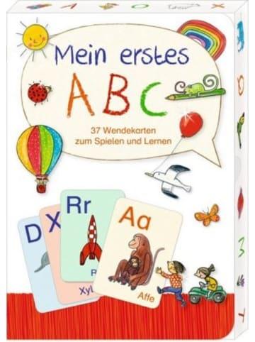 Coppenrath Mein erstes ABC, Wendekarten