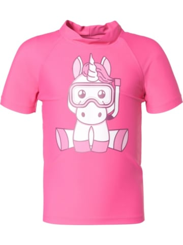 IQ Company Mini T-Shirts UV 300 Shirt Kids Einhorn W