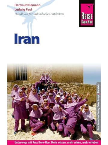 Reise Know-How Verlag Peter Rump Reise Know-How Reiseführer Iran