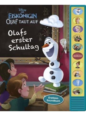 Phoenix Erstlese-Soundbuch, Disney Die Eiskönigin, Olafs erster Schultag