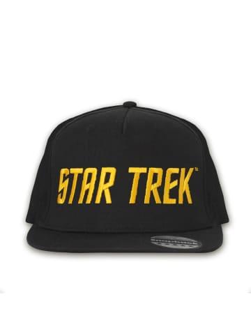 Hybris Kappe Star Trek in zweifarbig