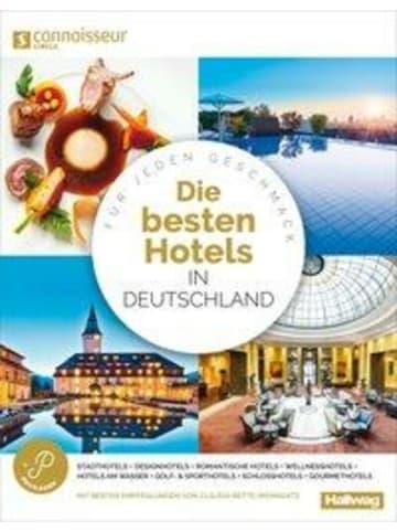 Hallwag Die Besten Hotels in Deutschland Connoisseur Circle | Für jeden Geschmack,...