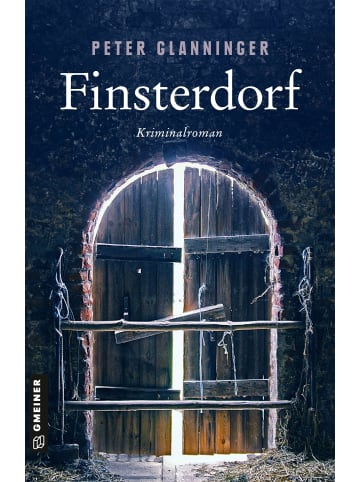 Gmeiner-Verlag Finsterdorf   Kriminalroman
