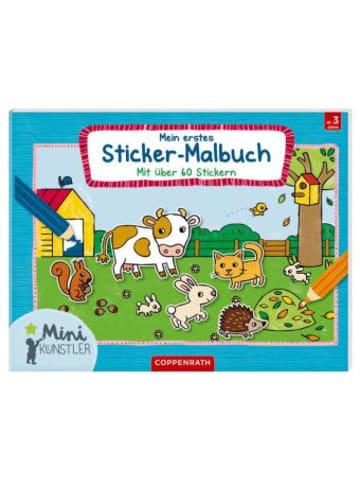 Coppenrath Mein erstes Sticker-Malbuch