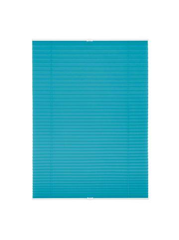 Lichtblick Plissee, Faltrollo in Blau