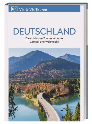 Dorling Kindersley Reiseführer Vis-à-Vis Touren Deutschland   Die schönsten Touren mit Auto, Camper und...