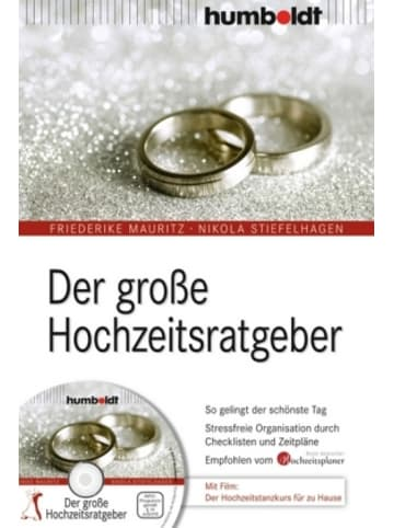 Humboldt Hannover Der große Hochzeitsratgeber, m. DVD