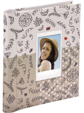 Fujifilm Instax Mini Stylish Fotoalbum Ornaments 60 Bilder