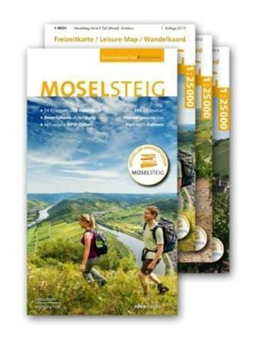 Media Ein schöner Tag Wandern: Moselsteig | PremiumSet. Offizieller Wanderführer...