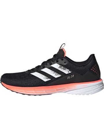 Adidas Laufschuh SL20 in Schwarz